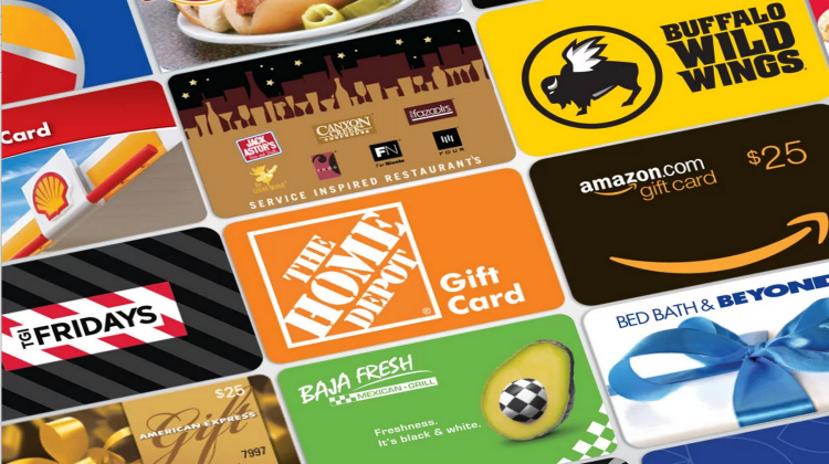 Benefits of Unused Gift Cards