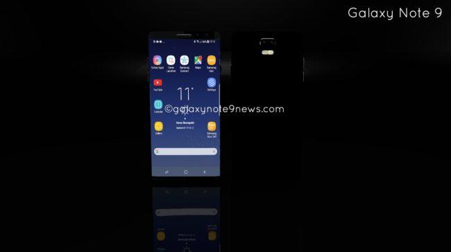 Galaxy S9 vs Galaxy Note 9