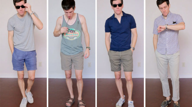 5 Awesome Summer Fashion Tips for Men