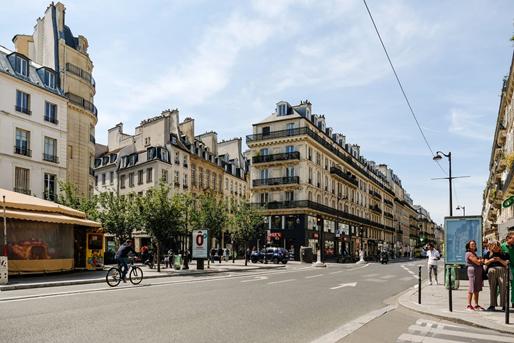 Paris walkthrough