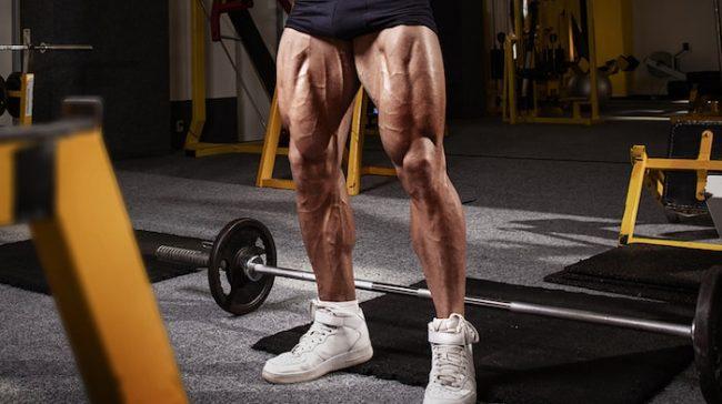 Leg Training Benefits