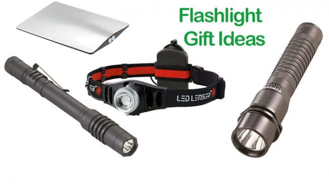 Flashlights are the best-underrated gift!