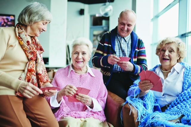 Social Life During Retirement
